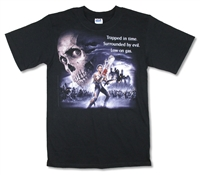 Army Of Darkness Sky Skull Tee
