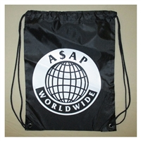 A$AP Worldwide Drawstring Bag