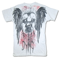 As I Lay Dying Hot Wings 30/1 Slimfit Tee
