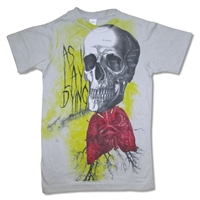 As I Lay Dying Lungs 30/1 Slimfit Tee