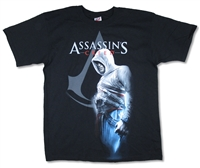 Assassin's Creed Warrior Black Tee