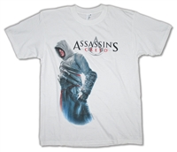 Assassin's Creed Warrior White Tee
