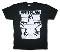 Anti-Flag Duct Tape Tee