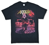 Anthrax Bloody Wings 2017 Tee (M - O)