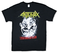 Anthrax Cracked NOT Man 2015 Tee (D - NY)