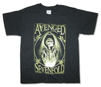 Avenged Sevenfold Scorched Tee