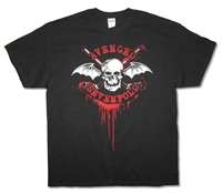 Avenged Sevenfold Game On Canada 2014 Tour Tee