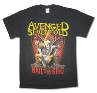 Avenged Sevenfold New Day Rises 2014 Tour Tee