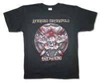 Avenged Sevenfold Battle Armor 2013 Tour Tee (Ledyard  - Las Vegas)