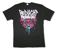 Bedlight For Blue Eyes King Skull 30/1 Tee
