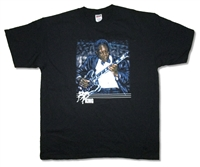 BB King Blue Portrait 2007 Tour Tee