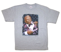 BB King 80th Birthday 2005 Tour Tee