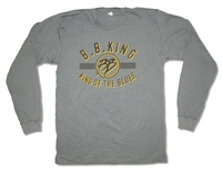 BB King Asphalt 09 Tour Long Sleeve Tee
