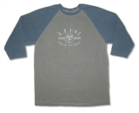 BB King King Of The Blues 06 Tour Raglan