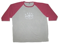 BB King King Of The Blues 06 Tour Raglan (red)