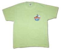 The Beach Boys Parrot Logo 2007 Tour Tee