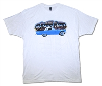 The Beach Boys 50 Years Of Fun 2014 Tour Tee (Ivins - Ferndale)