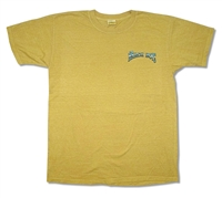 The Beach Boys Mustard Sun Pocket Logo Tee