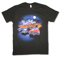 The Beach Boys Drive In 2010 Tour 30/1 Tee (San Diego)