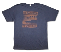 The Beach Boys Night Beach Tour 30/1 Tee (Naperville)