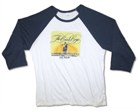 The Beach Boys Indian 2014 Tour Tee (Boston - Omaha)