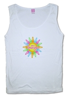 The Beach Boys Sun Womens Tank Top