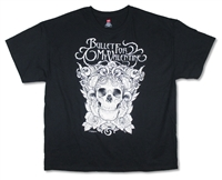 Bullet For My Valentine Floral Tee