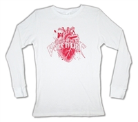 Bullet For My Valentine Heart Junior Long Sleeve Thermal