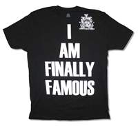 Big Sean Famous Crest 30/1 Tee