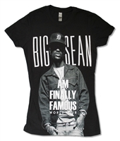 Big Sean I'm Finally Famous 30/1 Junior Baby Doll
