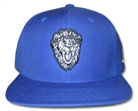 Big Sean Lion on Blue Hat