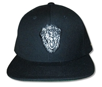 Big Sean Lion on Black Hat
