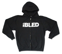 The Bled Grenade Zip Up Hooded Fleece