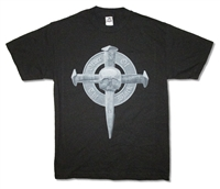 Black Label Society Order of the Black 2010 Tour Tee (Auburn)