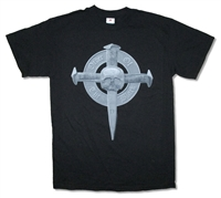 Black Label Society Order of the Black 2010 Tour Tee (Las Vegas)