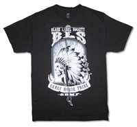 Black Label Society Crazy Horse 2011 Tour Tee