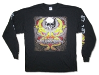 Black Label Society Dragon Tour Fall Long Sleeve Tee