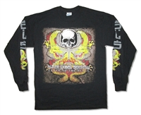 Black Label Society Dragon Tour August Long Sleeve Tee