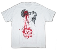 Bring Me The Horizon Vampire 30/1 Slim Fit Tee