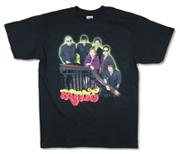 Blondie Band Shot 06 Tour Tee