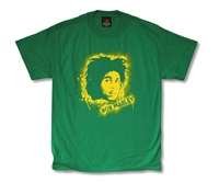 Bob Marley Spray Tee