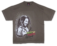 Bob Marley Wake Up Garment Dye Tee