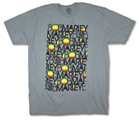 Bob Marley Repeat 30/1 Slim Fit Tee