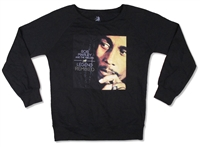 Bob Marley Remixed Crew Neck  Fleece