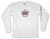 Brides of Destruction Shield Long Sleeve Tee