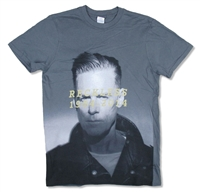 Bryan Adams Reckless 2015 Tour Gray Tee