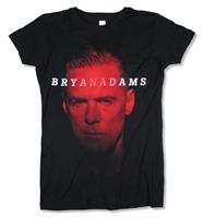 Bryan Adams Red Face 2015 Tour Junior Baby Doll