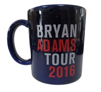Bryan Adams Get Up 2016 Coffee Mug