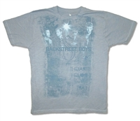 Backstreet Boys This Is Us 2010 Tour 30/1 Tee (St. John's)