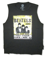 The Beatles In Person Sleeveless Women's Baby Doll